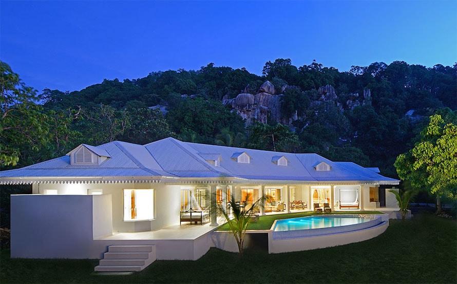 Kitchen Island, Seychelles