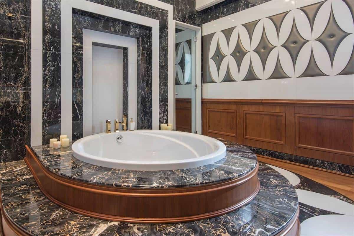 Ultra lujosa mega mansión en Dubái está a la venta.