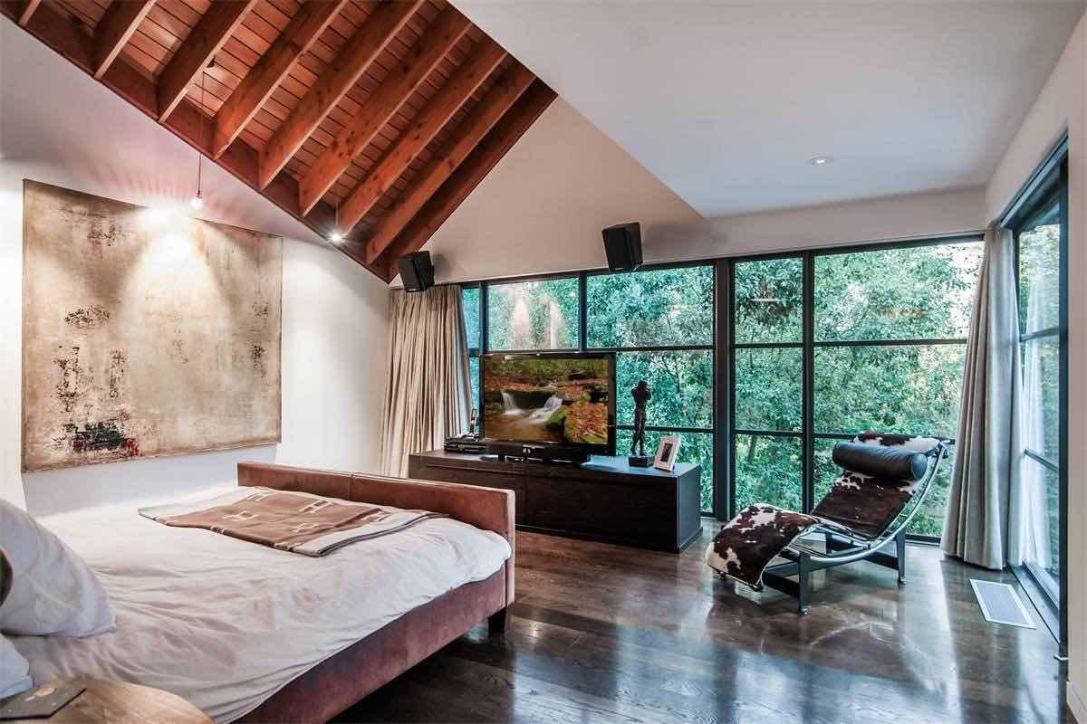 Echa un vistazo a la multimillonaria mansión construida por el fundador de Chipotle