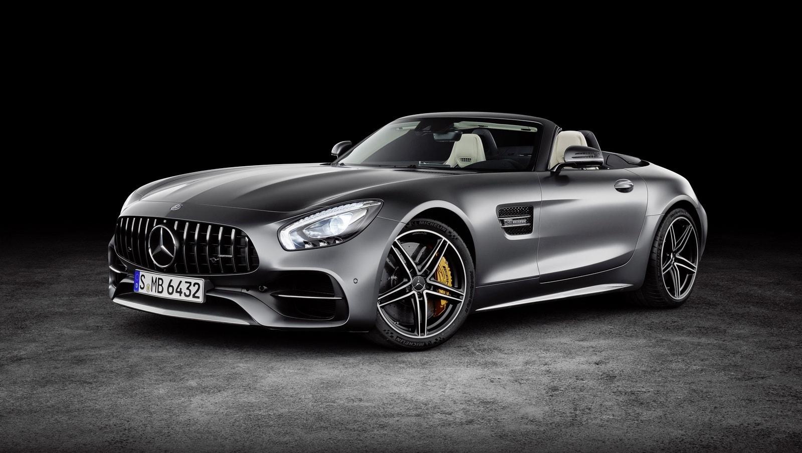 ¡OFICIAL! El Mercedes-AMG GT C y GT Roadsters