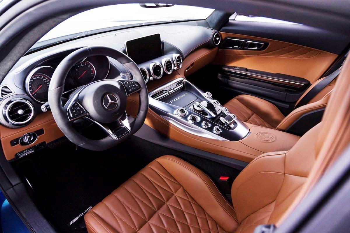 Mercedes-AMG GT-RSR por Piecha: Este no es tu Mercedes-Benz ordinario