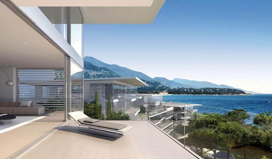Mónaco se expande hacia el mar con un mega proyecto de lujo de Bouygues Construction