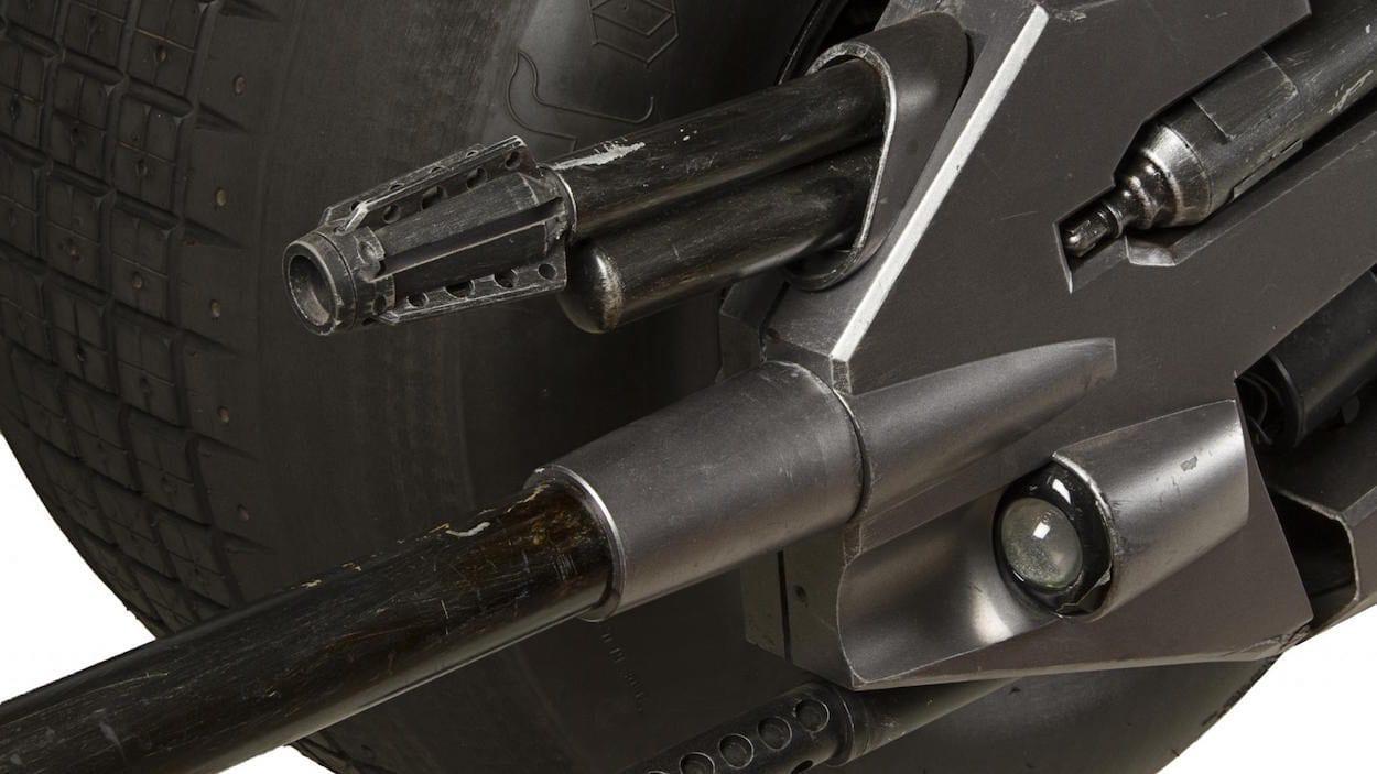 Ahora puedes adquirir el BATPOD de Batman: La moto utilizada en The Dark Knight va a subasta con un precio minimo de $80.000