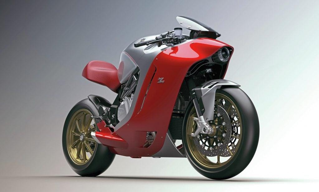 La motocicleta fue construida exclusivamente para un coleccionista exclusivo en Japón.