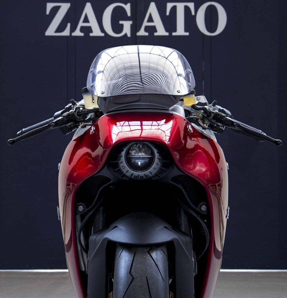 MV Agusta y Zagato colaboran para crear la super motocicleta más increíble del año