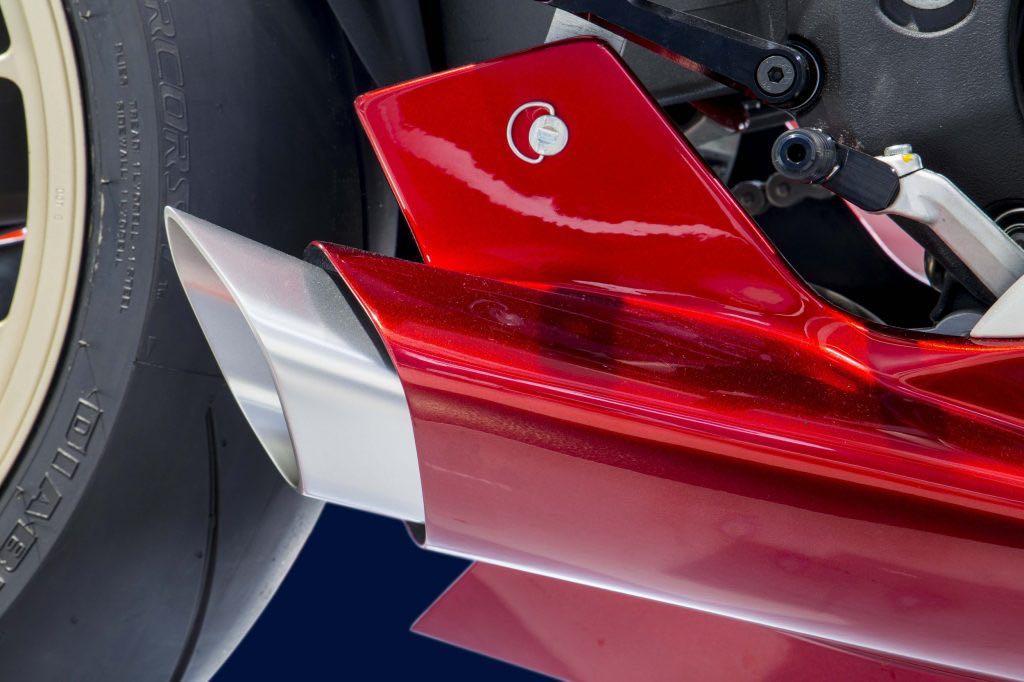 MV Agusta Motor y Zagato colaboran para crear la super motocicleta más increíble del año