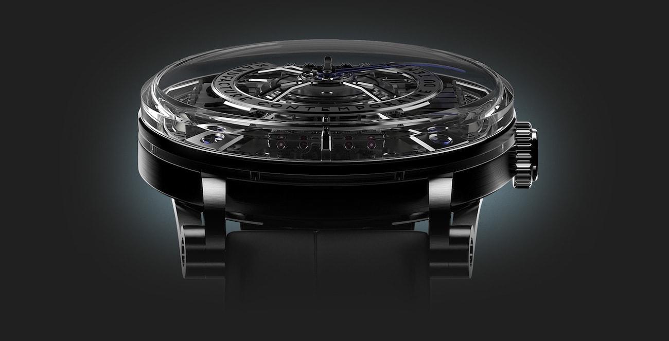 MCT Sequential Two S210, un reloj diseñado para impresionar