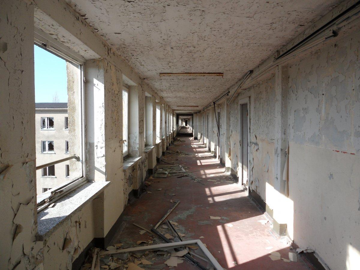 Colosal estructura nazi construida por Adolf Hitler de ¡4.3 kilómetros!