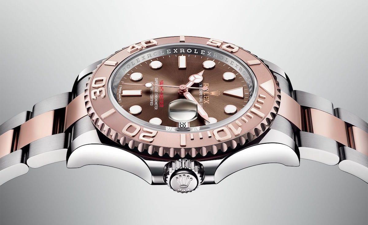 Reloj Rolex Yacht-Master 40 Everose Rolesor