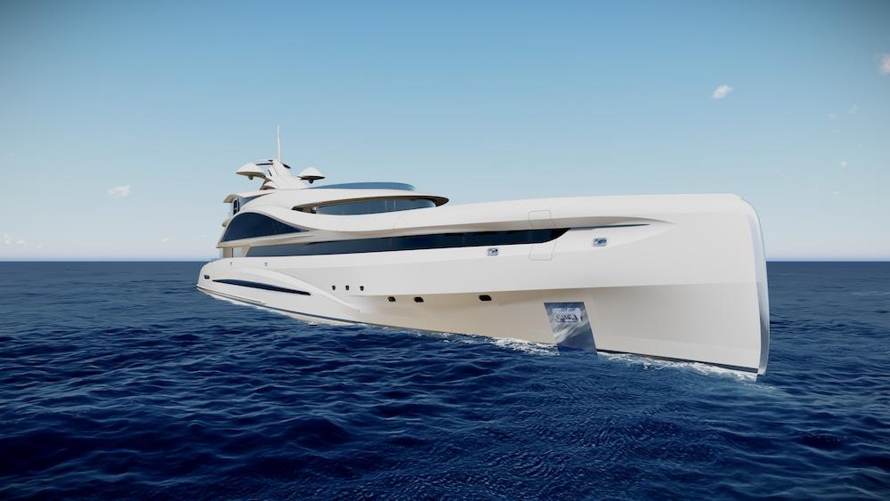 Fincantieri desembarca en el Salón Náutico de Mónaco con el nuevo yate Sundance