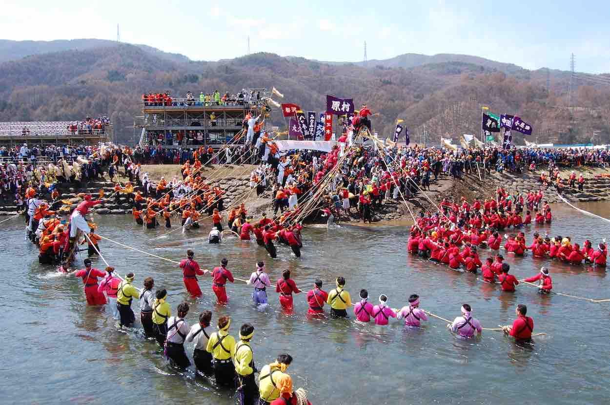 Festival Danjiri Matsuri