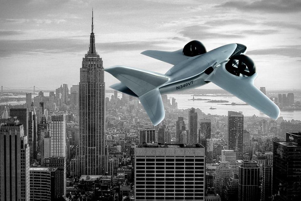 TriFan 600 VTOL: Esta aeronave vuela como un avión pero aterriza como un helicóptero