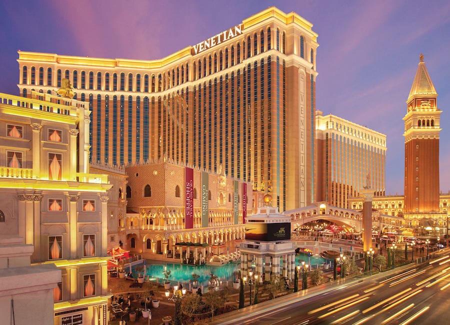 Venetian Resort Hotel and Casino Las Vegas, Estados Unidos