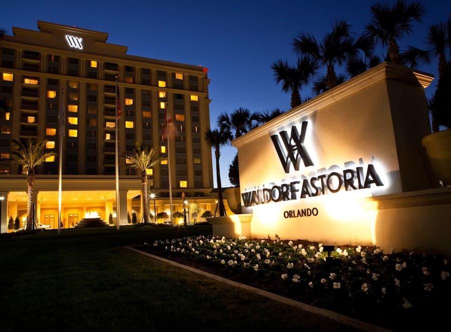 Waldorf Astoria Orlando, Estados Unidos