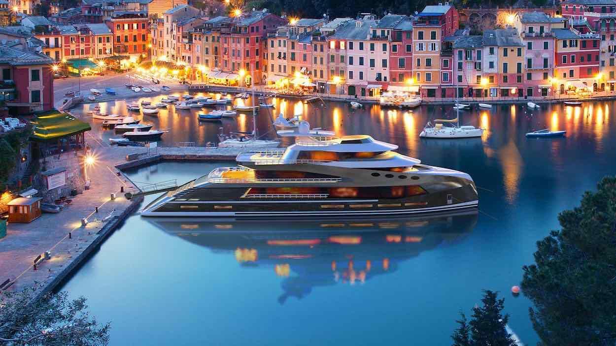 """Hawk Yachts añade dos nuevos conceptos a su gama de Lujo de súper yates """"Explorer"""""""