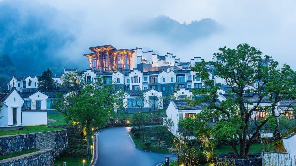 Banyan Tree Huangshan, el lugar donde podrás cumplir tus sueños orientales