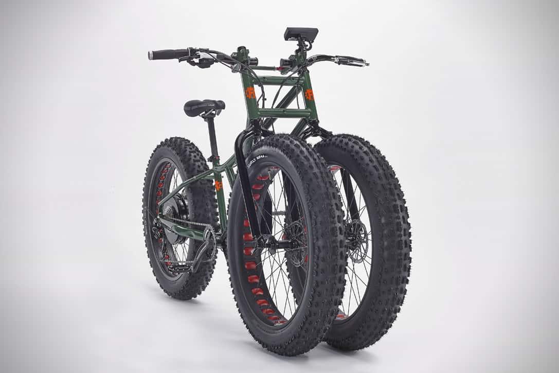 Bicicleta eléctrica Rungu Juggernaut
