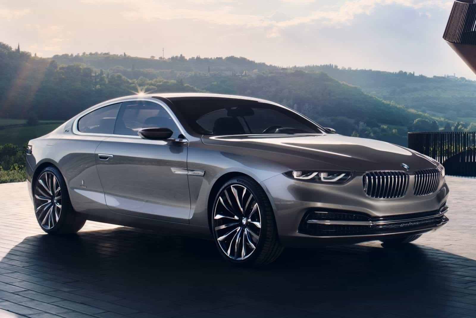 ¡Gran noticia! Se revivirá el BMW Serie 8.