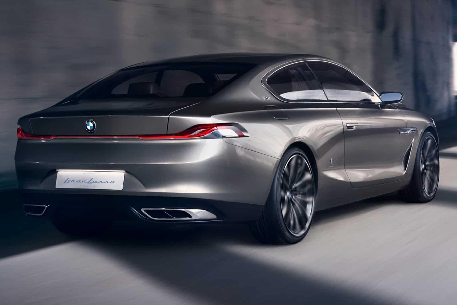 ¡Gran noticia! BMW reviviría la Serie 8 con un nuevo modelo de lujo