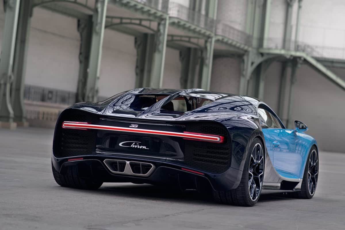 Entrevista con el Jefe de Ingenieros de la firma Bugatti: Cómo se elaboró el monstruoso Chiron de 1.500 hp