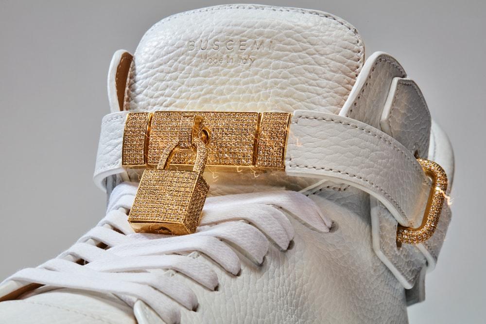 ¿Son estas zapatillas BUSCEMI 100 MM de $132.000 las zapatillas deportivas más caras que jamás has visto?