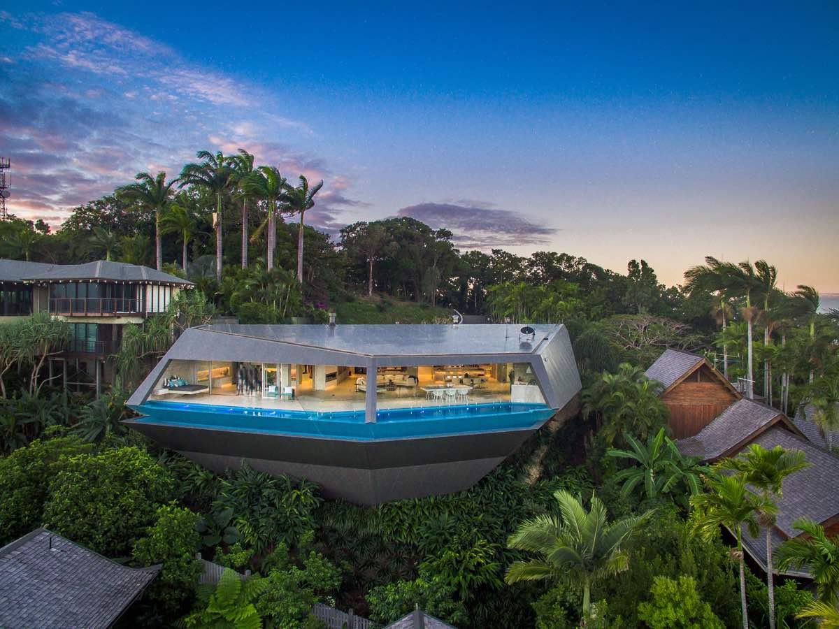 The Edge: Una mega elegante y moderna mansión en Australia a la venta por €3.39 millones