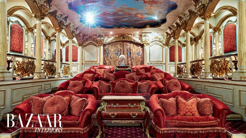 Le Belvédère - Echa un vistazo a la opulenta mansión de $85 millones de Mohamed Hadid en Bel Air Los Angeles