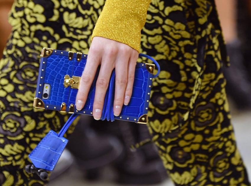 "Louis Vuitton convierte su icónico ""Petite Malle"" en un case para iPhone"