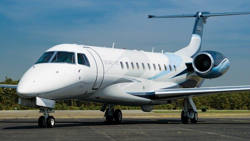 Así es el fabuloso proceso de compra y entrega de un súper jet privado de Embraer Executive Jets
