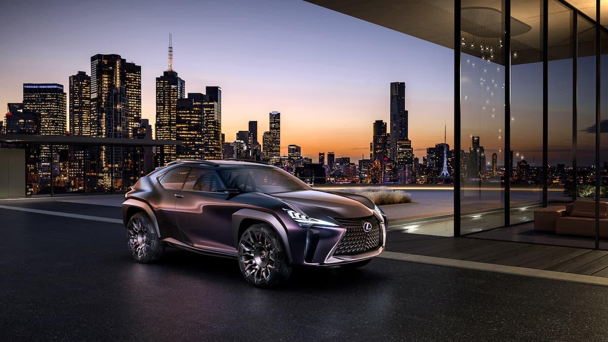 Concepto UX: La visión de SUVs del futuro de Lexus, fue presentada oficialmente en París