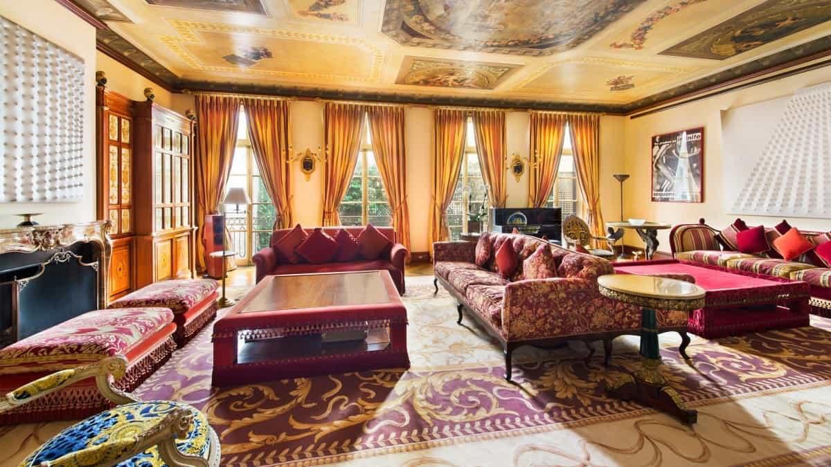 El antiguo condominio en NYC de Gianni Versace llega al mercado de alquiler por $100.000 al mes