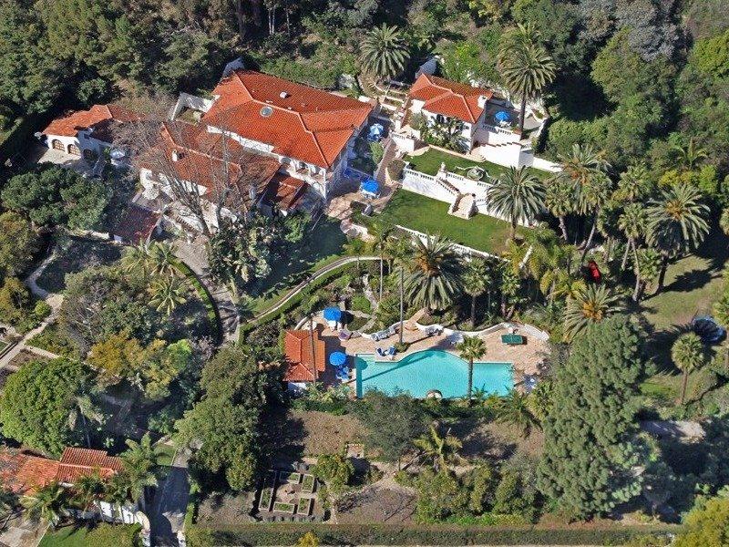 Shane Smith, CEO de Vice, compra esta lujosa mansión de $23 millones sin antes haber puesto un pie dentro