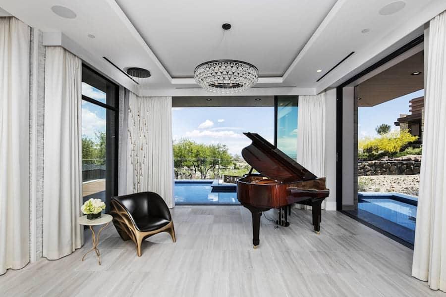 SkySide es una de las mansiones más INCREÍBLES de Las Vegas – Está a la venta en $30 millones
