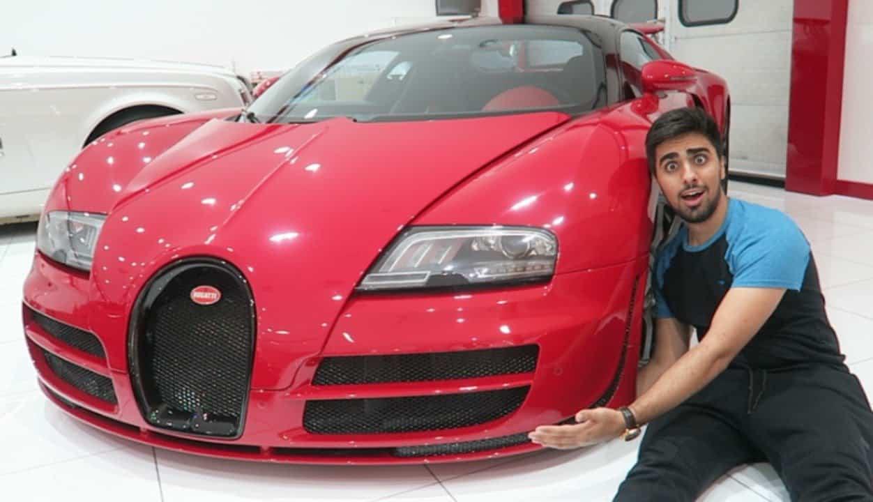 Mo Vlogs: El nuevo REY de los autos de lujo en YouTube