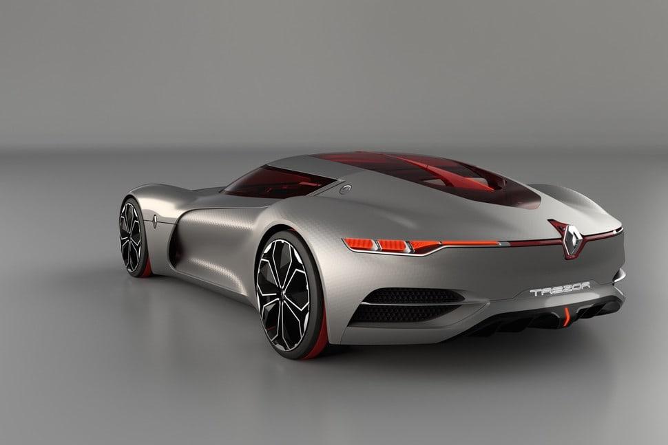 Renault presenta el coche deportivo eléctrico del futuro