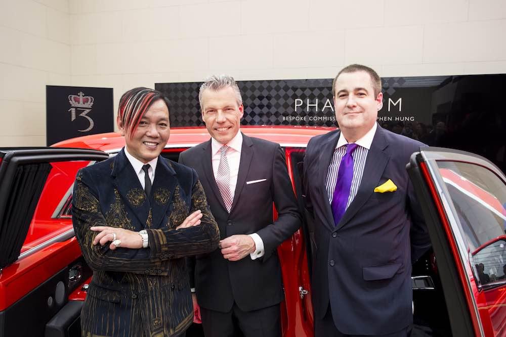 Empresario finalmente recibe su encargo de 30 lujosos Rolls-Royce Phantoms