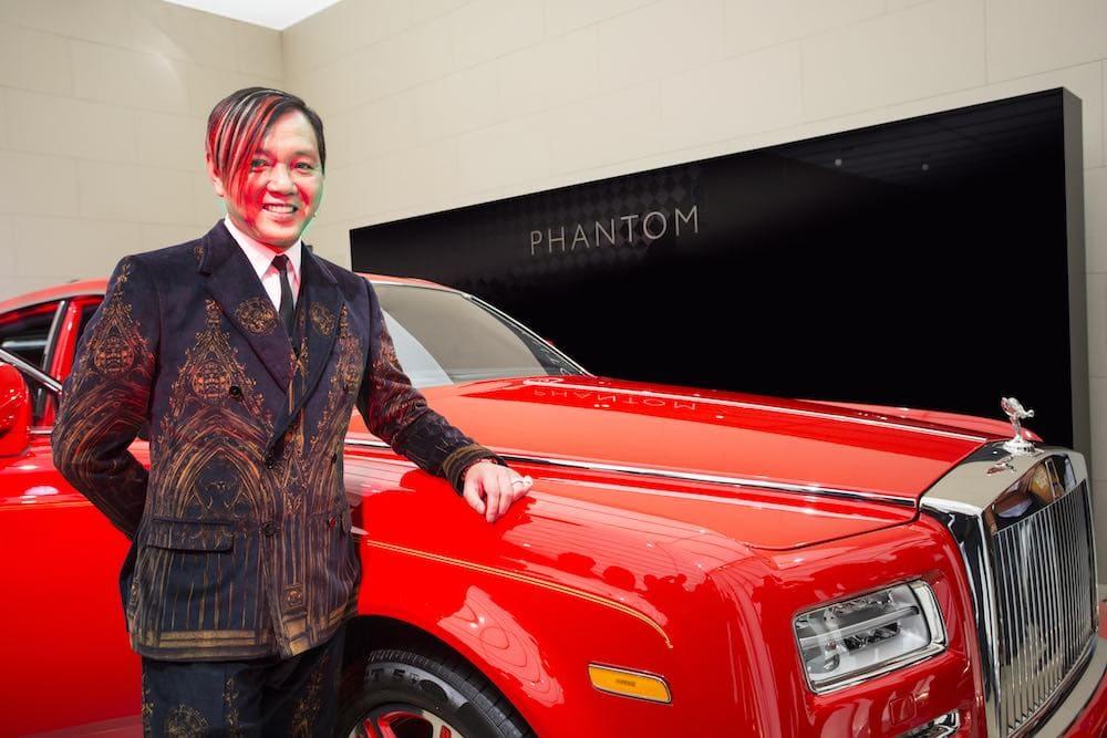 Empresario Stephen Hung finalmente recibe su encargo de 30 lujosos Rolls-Royce Phantoms