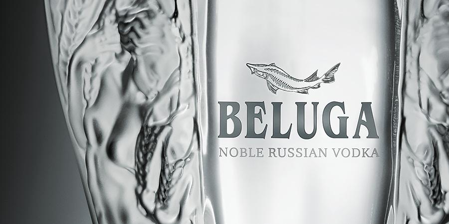 Beluga Epicure - Vodka de Edición Limitada Por Lalique