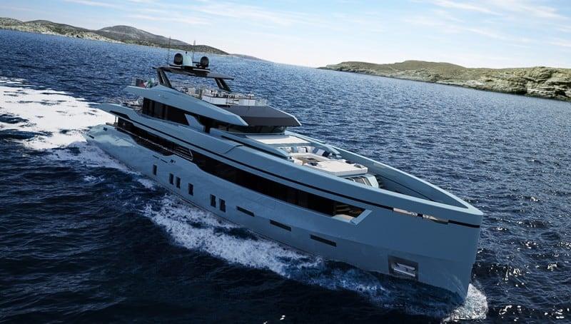 El laureado astillero italiano Baglietto dejó su huella en el Monaco Yacht Show con 3 hermosos yates deportivos