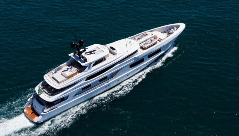 El laureado astillero italiano Baglietto dejó su huella en el Monaco Yacht Show