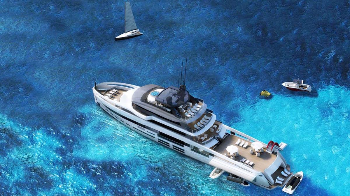 OCEA presenta el súper deportivo yate Oceanemo 55