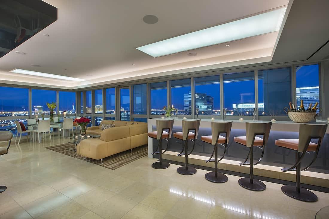 Ultra lujoso penthouse en Las Vegas, Nevada