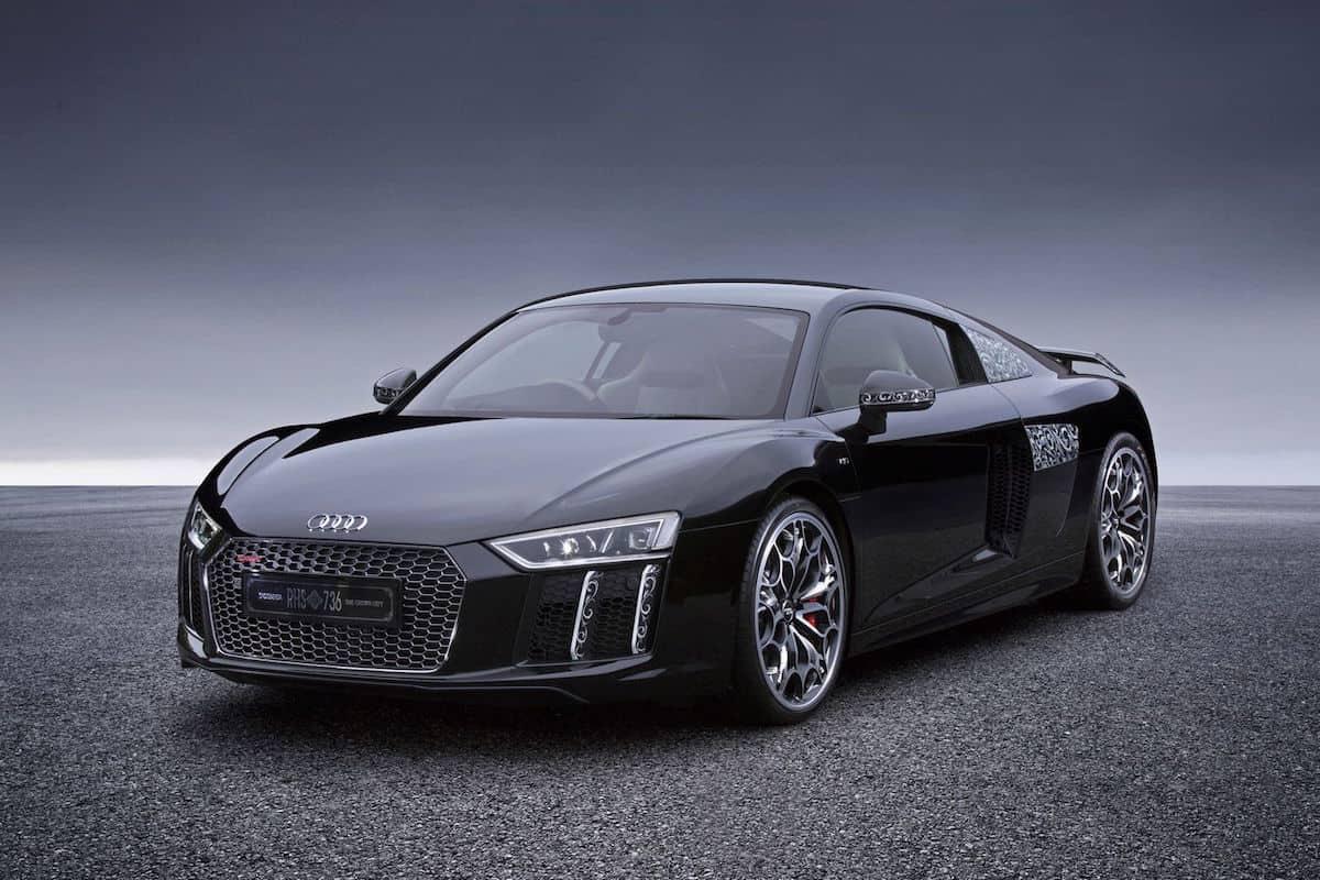 Audi Japón presenta un R8 Plus único por $470.000 – ¡Pero debes ganarte el derecho de comprarlo!