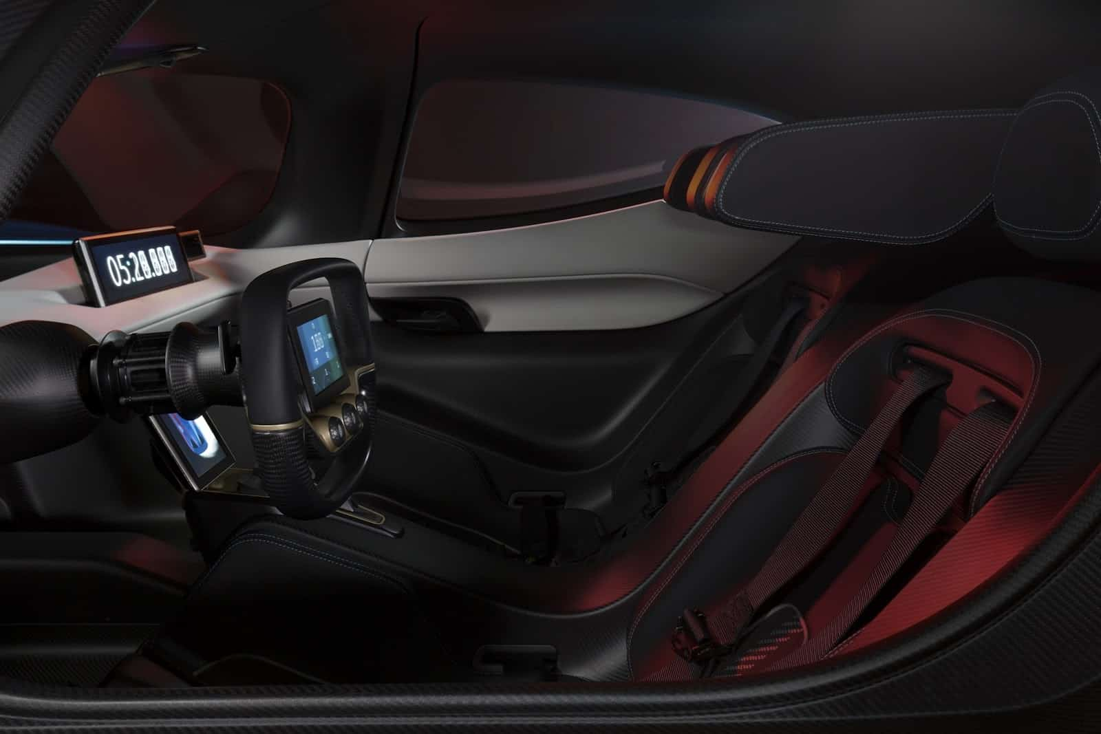 Nio EP9: El superdeportivo eléctrico de NextEV de ¡1.340 caballos de fuerza!