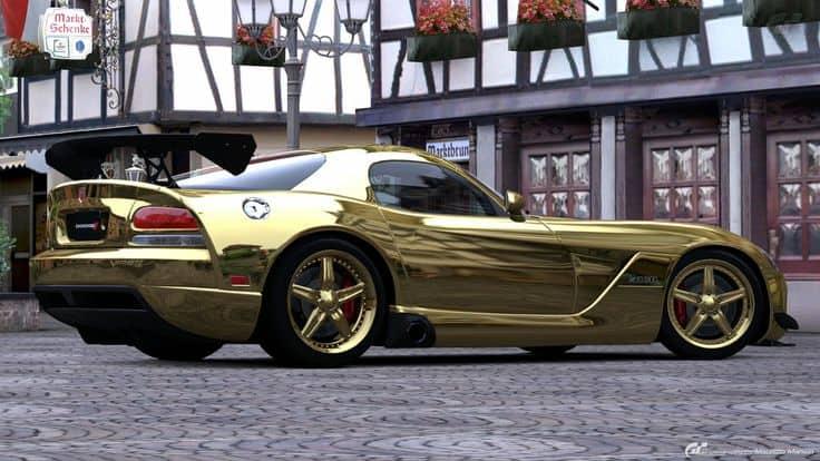 Los 15 autos de lujo más extravagantes del mundo ¡CHAPADOS EN ORO!
