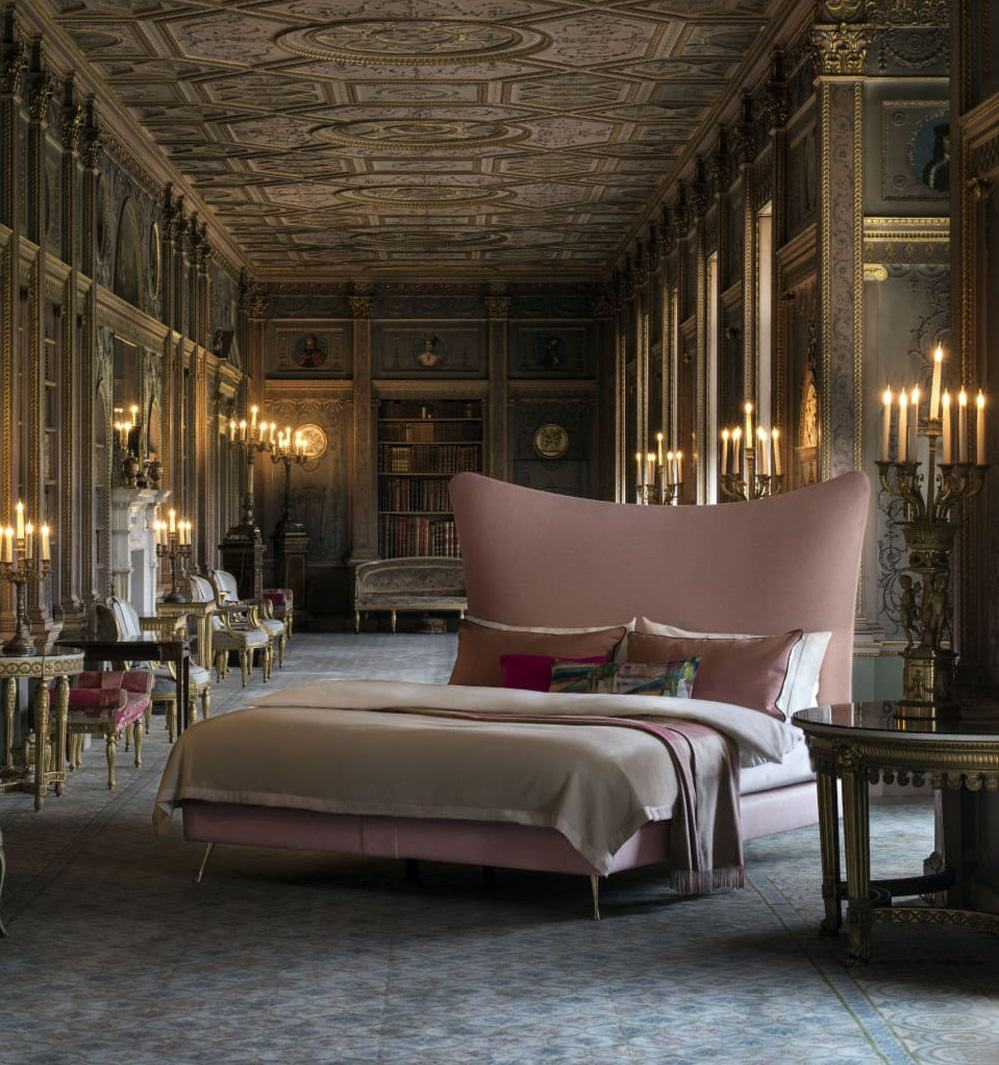 Estas son las tres nuevas camas de Savoir Beds, que cuestan ¡cientos de miles de dólares!