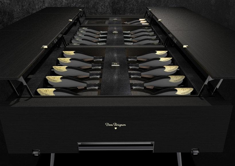 La Malle Plénitude by Dom Pérignon: Se subastará la MÁS EXQUISITA colección de botellas de champán del mundo desde €36.000
