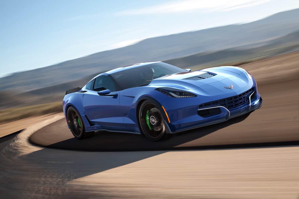 Genovation GXE: Un increíble Corvette C7 eléctrico de $750.000