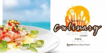 Ya esta aquí la Barceló Culinary Week