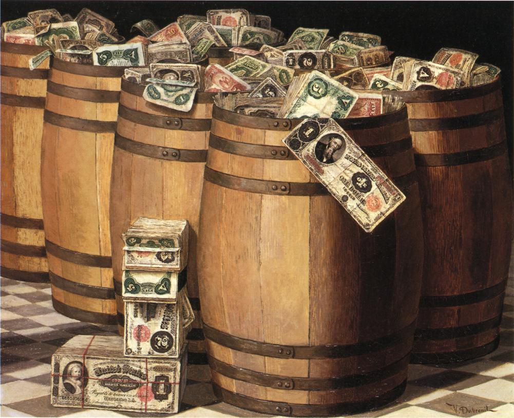 ¿Cuánto dinero hay en el planeta tierra? ¡Descúbrelo!